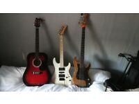Custom Guitar Collection !!!!!