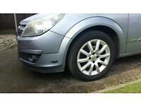"16"" vaxhall astra alloy wheels 205/55 r16 4x100"