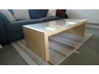 Ikea Glass Top Coffee Table