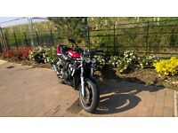 FZS 600 Streetfighter A2 Restricted (2001) 11 months MOT