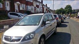 Vauxhall Zafira 2007 1.6 petrol, Low mileage, Cheap 7 seater, Bargain Price, P/X Or Swap