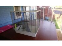 Large Rat cage , excellent condition only used for 1 month.