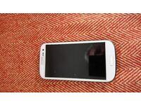 Samsung J3 White