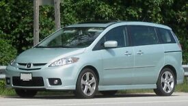 2007 mazda 5 2.0 petrol LF Engine Code in blue breaking for spares and parts