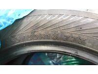 Set of 4 Tyres