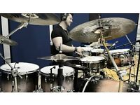 Drum Lessons with a professional drummer| Grades - technique - theory - home visit | N11