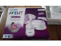 Avent Natural Electric breast pump