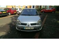 QUICK SALE NEEDED!!! Clio 172 with limited edition factory built in SatNav