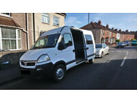 UPDATED - 2006 Vauxhall Movano Campervan - Full Conversion