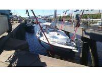REDUCED PRICE. 26ft Yatch