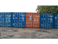 20ft x 8ft Storage Container for Hire Nottinghamshire