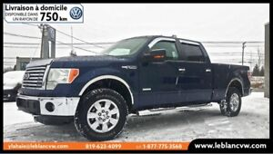 2011 Ford F-150 XLT XTR CREW ECOBOOST