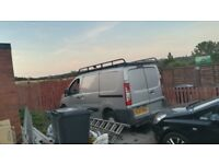Mot,d but a none runner, great looking van,£400 rhino roof rack,£60 part but 2-3hour labour charge