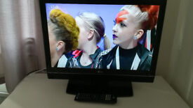 """TV LG 22"""" LCD HD Ready Freeview"""