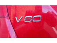 Volvo V60 R Design, edrive with stop start.