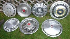 Hub Cap Assortment