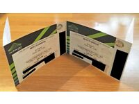 4x Micky Flanagan Tickets - 23rd September London Wembley - Sold out. £50 each!