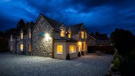 Live In - General Assistants Required in Pitlochry, Scotland