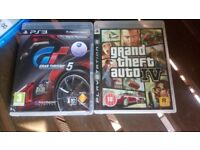 GTA 4 and GT 5