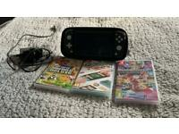 Grey Nintendo Switch Lite with Games