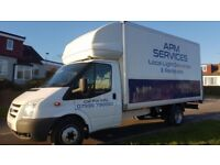 APM Services - Furniture Removals & Local Light Deliveries - Experienced & Reliable, Courier