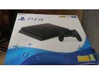 Brand new unopened ps4