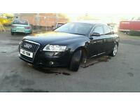 FOR SALE AUDI A6 S LINE 2.0TDI 140BHP