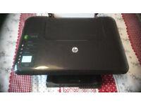 HP Deskjet 3050 Print scan copy wireless capability.