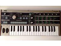 MicroKorg Synthesizer/Vocoder (Gooseneck mic not included)