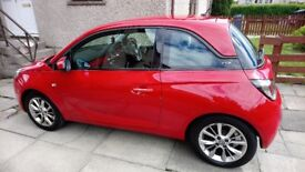 Vauxhall Adam . 1 owner . Low mileage . Great runner. Excellent condition