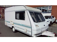 ~ ~ ~ Sterling Europa 390 1998yr new tyres, 2 berth, very good condition ~ ~ ~