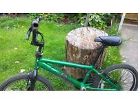 360% BMX BIKE ALL WORKING FINE £30 THROSK