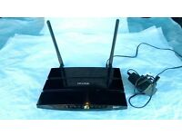TP-Link N600 Wirekess Dual Band Gigabit Router, TL-WDR3600