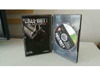 Call of Duty Black Ops 2 Steelbook Xbox 360