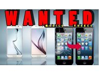 WANTED PHONES/TV/CAMERAS/GAME CONSOLES TOP ££ PAID