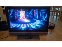 "TV LG 37"" LCD HD Freeview"