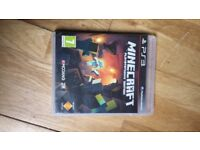 Minecraft complete edition PS3