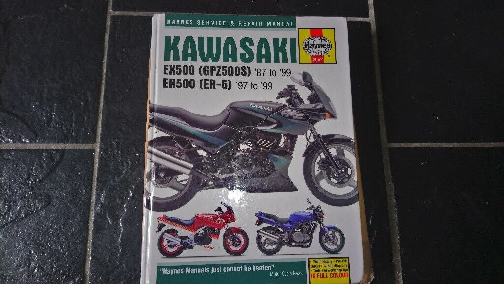 Kawasaki Er 500 Wiring Diagram - Wiring Diagrams List on