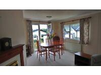 2 bedroom residential over 50s Park Home for sale near to Okehampton, Devon