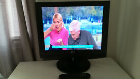 "TV LG 20"" LCD HD Ready"