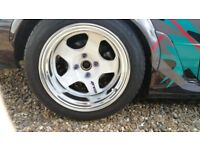 Work Meister S1 4x100 15x9 ET0 FREE SHIPPING