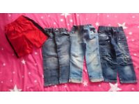 Boy clothing bundle age 3-4