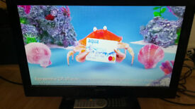 """TV DVD 22"""" LED Celcus USB FullHD Freeview"""