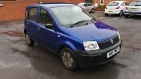 2007 Fiat Panda - 1.1 Petrol 5 Speed Manual - 89,000 miles - Mot January 2019 FSH