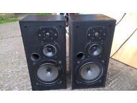 British made speakers