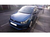 VW Polo Bluegt DSG Auto with sat nav and full VW dealer history