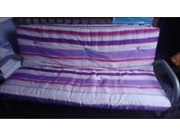 Sofa Bed with metal frame - ALL OFFERS CONSIDERED