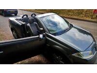 2004 Renault Megane Convertible manual petrol.