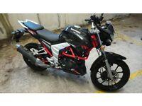 Lexmoto VENOM 125cc Street bike