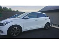 Hyundai i20 SE White 32000 miles. Must Go